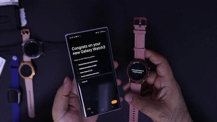 Đây là Galaxy Watch 3 sắp được Samsung ra mắt - Ảnh 9.