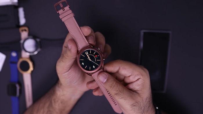 Đây là Galaxy Watch 3 sắp được Samsung ra mắt - Ảnh 10.