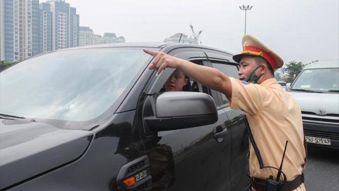 Cấp bách, CSGT được huy động phương tiện của dân không cần xin phép Bộ trưởng - 1