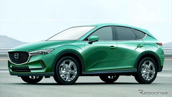 Mazda lên kế hoạch sản xuất một loạt crossover mới - 1