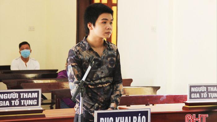 """Từ Hà Tĩnh ra Nghệ An mua ma túy về dùng, """"bóc lịch"""" 36 tháng tù"""
