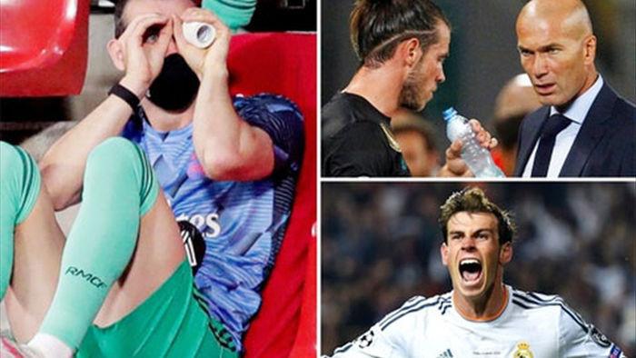 Gareth Bale trải lòng về sức ép khủng khiếp ở Real Madrid - 1