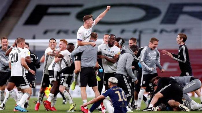 Thắng trận đấu đắt giá nhất thế giới, Fulham trở lại Ngoại Hạng Anh - 4
