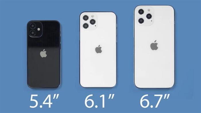 iPhone 12 có thể ra mắt thành 2 đợt - 1