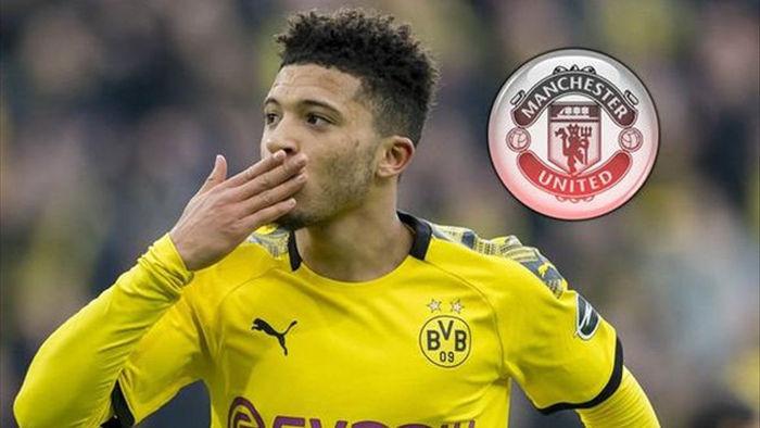 Bị Dortmund ép giá, Man Utd có thể từ bỏ thương vụ Sancho - 1