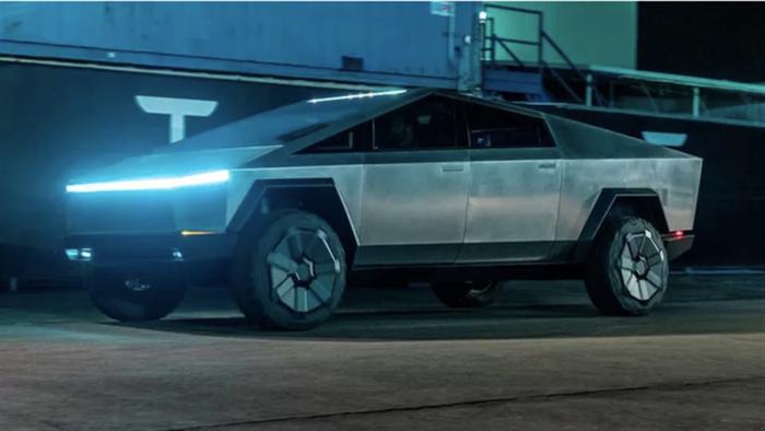 Vỏ xe Tesla Cybertruck có gì đặc biệt? - 1