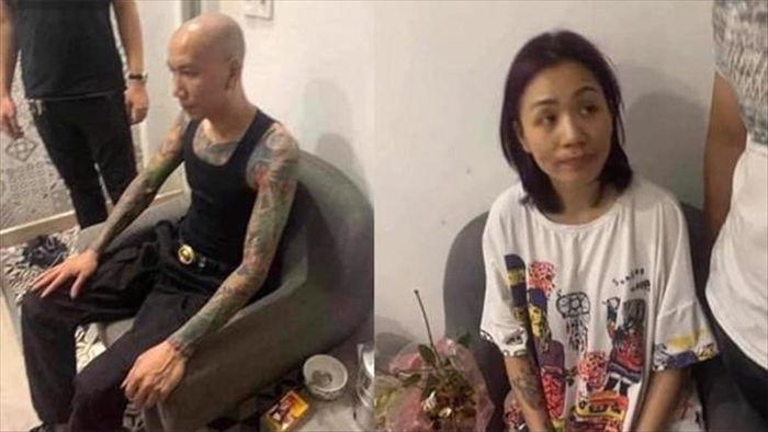 Công an Hà Nội bắt giữ vợ chồng Phú Lê - 1