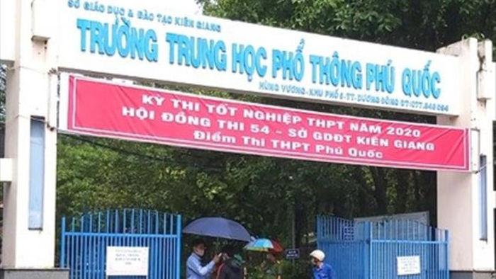 Vì sao Phó Chủ tịch xã ở Phú Quốc giờ mới thi tốt nghiệp THPT? - 1