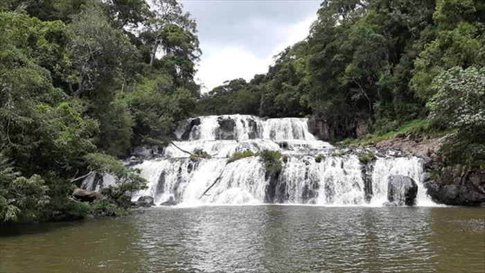 Say đắm với vẻ đẹp của thác Kon Bông giữa rừng xanh - 8