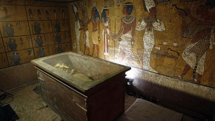 Bí ẩn về cái chết của Pharaoh Tutankhamun - 1