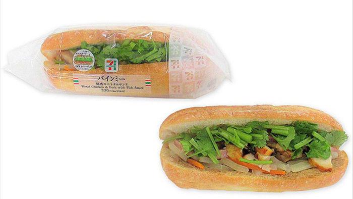 """Bánh mì Việt Nam bất ngờ xuất hiện trên kệ của hệ thống 7-Eleven tại Nhật Bản với giá tận 80k đồng/ ổ, dân mạng cầu mong """"chỉ cần giống 70% bản gốc là được"""" - Ảnh 2."""