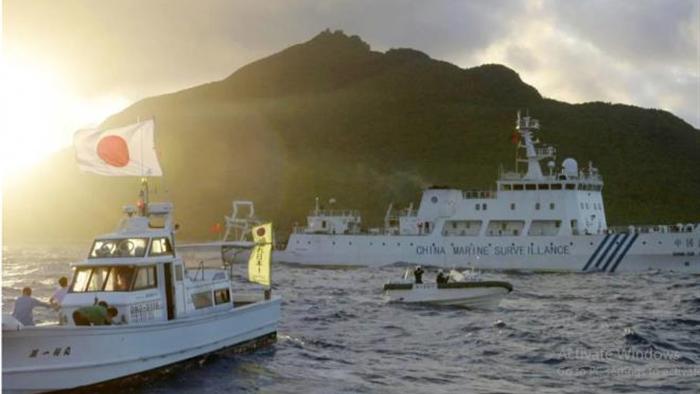 Tàu Trung Quốc hiện diện ở vùng biển tranh chấp, Nhật Bản tuyên bố đáp trả - 1