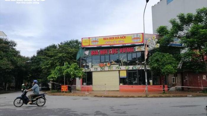 Sở Y tế Hà Nội thông báo khẩn tìm người tới quán bia có ca nghi mắc COVID-19 - 1