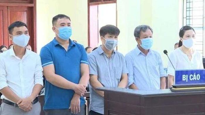 Biến lúa thành hoa ly, 5 cựu cán bộ TP Thanh Hóa 'lĩnh' 15 năm tù