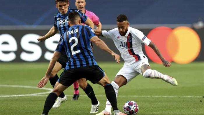 PSG vào bán kết Champions League: Màn trình diễn tuyệt vời của Neymar  - 1