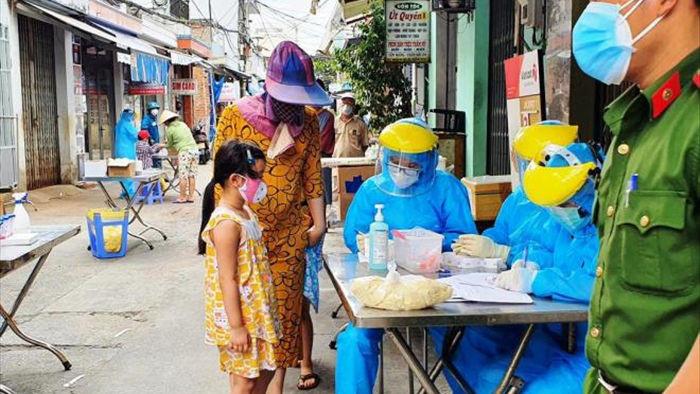 5 người trong 1 gia đình ở Đà Nẵng mắc COVID-19 - 2