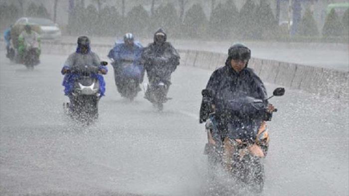 Miền Bắc sắp hứng đợt mưa rất lớn, nguy cơ ngập úng nhiều nơi - 1