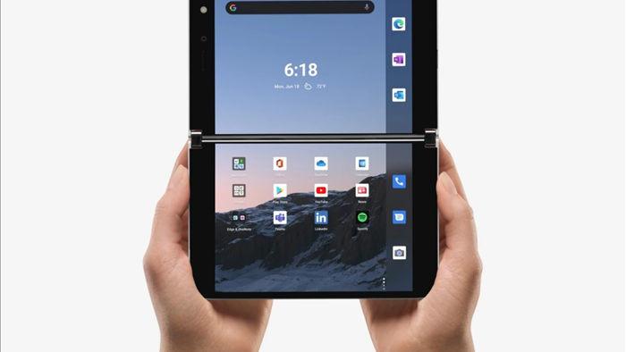 Theo bước Samsung, Microsoft cam kết sẽ cập nhật Android trong vòng 3 năm cho Surface Duo