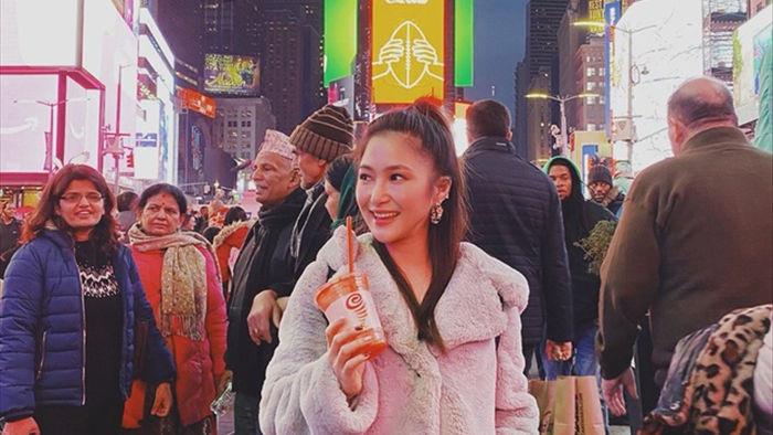 Hương Tràm tiết lộ cuộc sống một mình giữa dịch tại Mỹ - 4