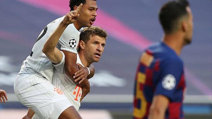 Bayern Munich huỷ diệt Barca 8-2: Người Đức dạy cả thế giới làm bóng đá - 1