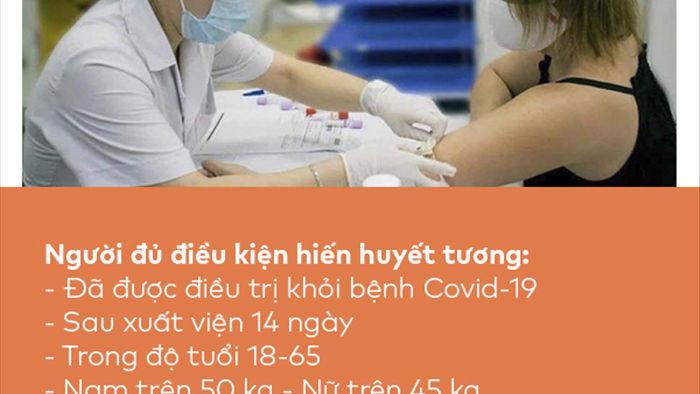Dùng huyết tương người mắc COVID-19 đã khỏi: Niềm hy vọng của Việt Nam trong cuộc chiến chống đại dịch - Ảnh 1.