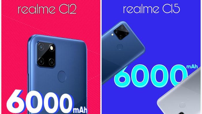 Realme ra mắt điện thoại 4 camera, pin 6.000mAh, giá từ 3 triệu đồng - 1