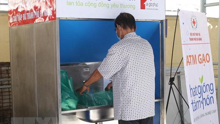 May ATM gao su dung tri tue nhan tao tai thanh pho Da Nang hinh anh 1