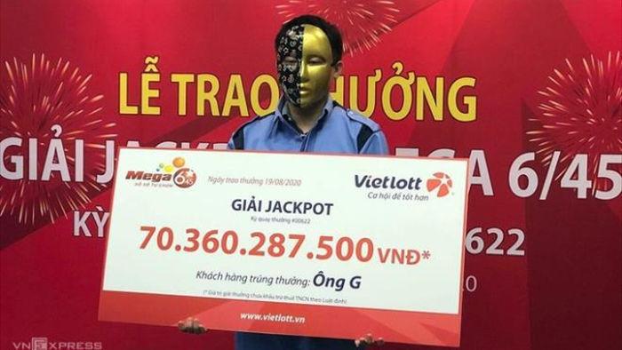 9x Hà Nội trúng Jackpot hơn 70 tỷ đồng - 1