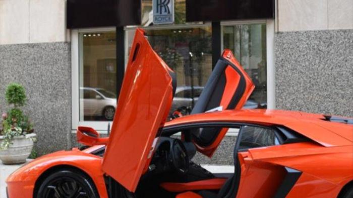 10 màu sơn Lamborghini độc lạ - 6