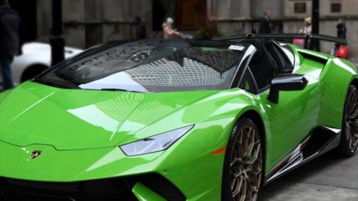 10 màu sơn Lamborghini độc lạ - 11