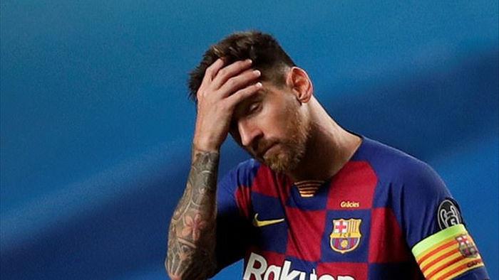 Messi đòi rời Barcelona trong cuộc gặp với HLV Koeman - 1