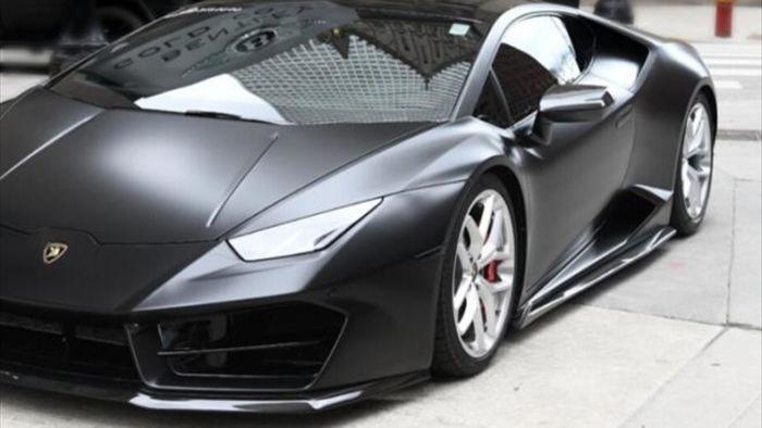 10 màu sơn Lamborghini độc lạ - 3