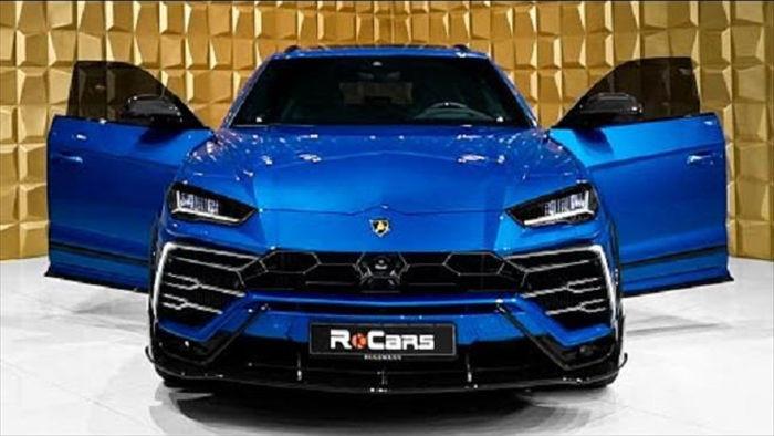 10 màu sơn Lamborghini độc lạ - 5