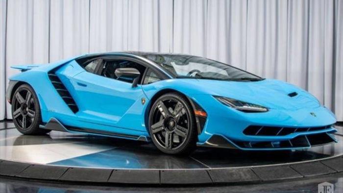 10 màu sơn Lamborghini độc lạ - 4