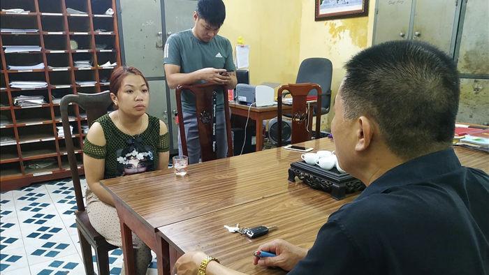 Nữ trinh sát hình sự tham gia giải cứu cháu bé 2 tuổi bị bắt cóc tại Tuyên Quang - Ảnh 1.