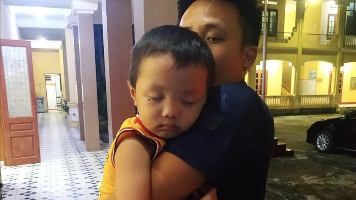 Nữ trinh sát hình sự tham gia giải cứu cháu bé 2 tuổi bị bắt cóc tại Tuyên Quang - Ảnh 2.