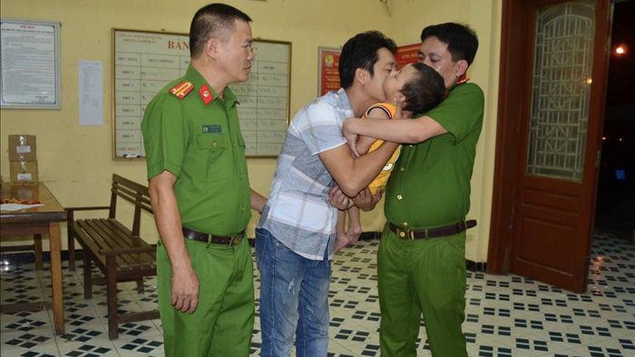 Nữ trinh sát hình sự tham gia giải cứu cháu bé 2 tuổi bị bắt cóc tại Tuyên Quang - Ảnh 4.
