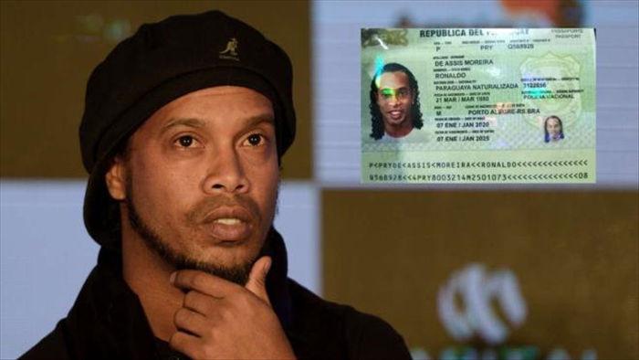 Ronaldinho được trả tự do sau 5 tháng bị giam cầm ở Paraguay  - 1
