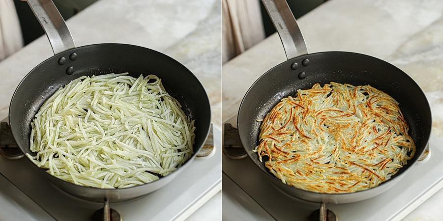 Bánh khoai tây chiên ngon đến ngỡ ngàng, ăn bữa sáng hay bữa xế đều hợp lý-2