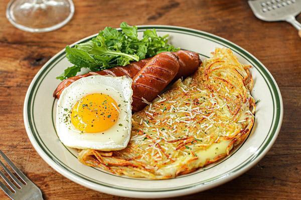 Bánh khoai tây chiên ngon đến ngỡ ngàng, ăn bữa sáng hay bữa xế đều hợp lý-4