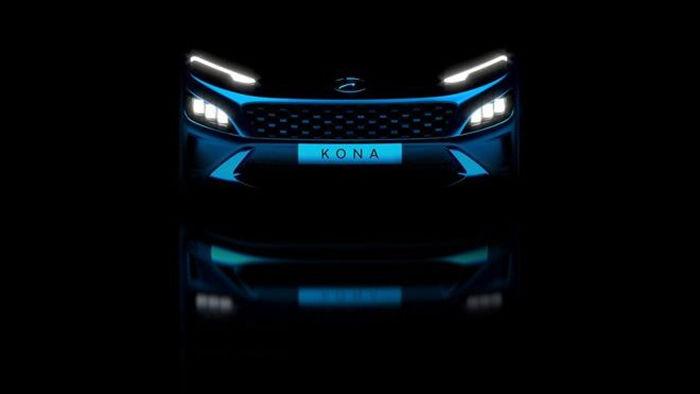 Hyundai hé lộ hình ảnh Kona 2021 - 1