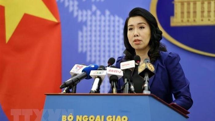 'Hoat dong o Truong Sa ma khong duoc Viet Nam cho phep la vo gia tri' hinh anh 1
