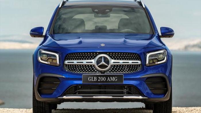 Mercedes-Benz GLB 200 AMG ra mắt thị trường Việt,  giá gần 2 tỷ đồng - 1