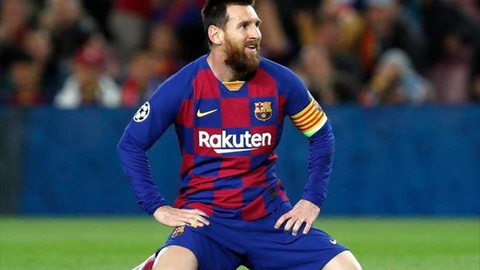 Messi muốn rời Barca từ vài tháng trước - 1