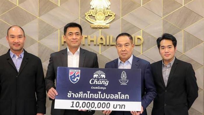 Tuyển Thái Lan nhận tài trợ khủng, quyết vượt Việt Nam giành vé dự World Cup - 1