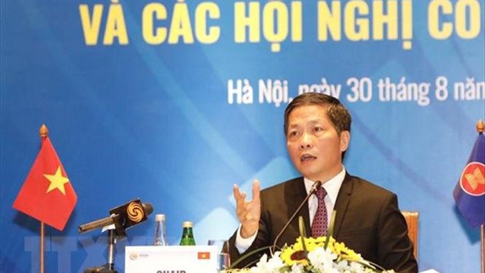 ASEAN 2020: Uu tien cho ky ket Hiep dinh RCEP vao cuoi nam nay hinh anh 1