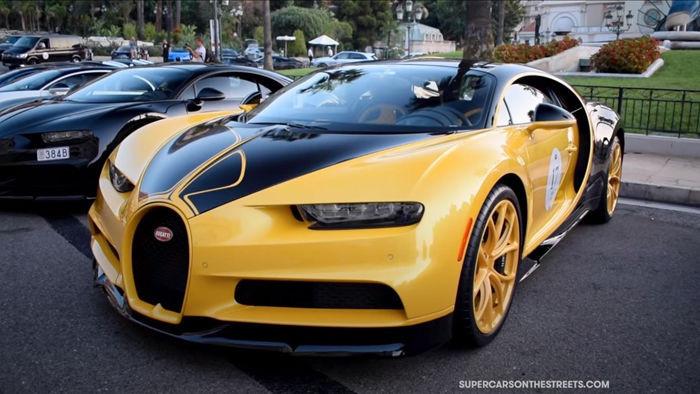 Bugatti Chiron Hellbee - Chú ong vàng đắt giá nhất thế giới - 1