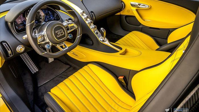 Bugatti Chiron Hellbee - Chú ong vàng đắt giá nhất thế giới - 2