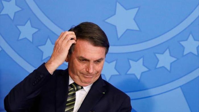 Tổng thống Brazil liên tục gặp vấn đề về sức khỏe - 1