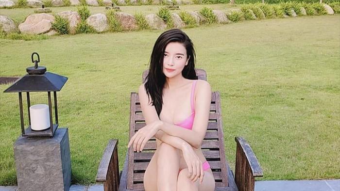 Giảm ngoạn mục 5kg trong 10 ngày, Cao Thái Hà tự tin diện bikini khoe dáng - 6